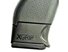 X-Grip Magazine Adapter Glock 19, 23 to fit 26, 27 Polymer Black