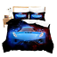 thumbnail 1 - Race Car Bedding Set Full Size for Boys Kids Teens Men Speed Sports Car Extreme