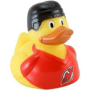 New Jersey Devils Rubber Duck (New) Calgary Alberta Preview