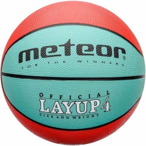 Meteor Basketball size 4 Layup Children Kids Youth Basket ball Non-Slip Surface