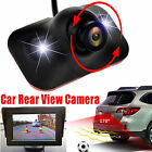 170° HD CMOS Car Rear View Reverse Backup Parking Camera Waterproof Night Vision