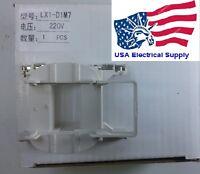 Telemecanique Schneider Coil Lx1-d1m7 220vac Contactor Lc1d09-lc1d38