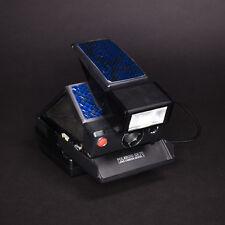 Polaroid sx 70 model 2 con flash