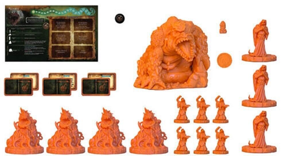 Cthulhu Wars  The Sleeper Expansion
