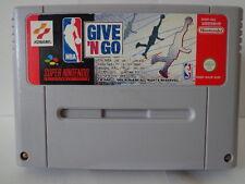 SNES Spiel - NBA Give´n Go (PAL) (Modul) 10632321
