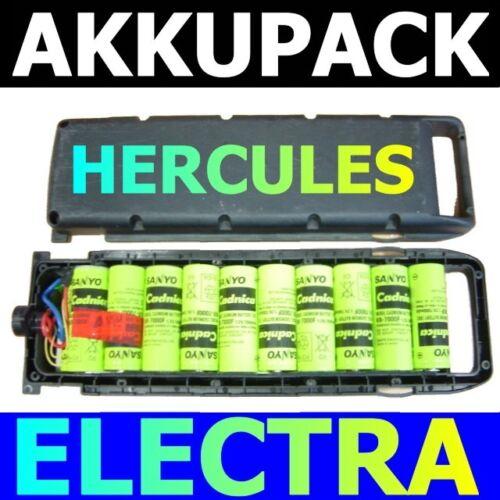 Troc-pack batterie 24v7ah ni-cd pour Hercules Electra