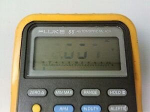 Details about Mac Tools ET-88 Fluke 88 Display Repair Kit and Step by Step  Photo Instructions