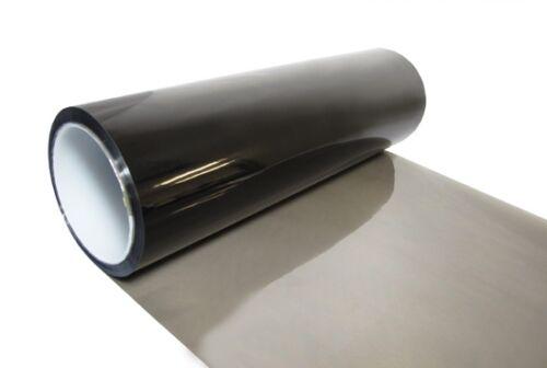 Hell Schwarz Scheinwerfer Folie Tönungsfolie 200cm x 40cm Rückleuchten Blinker