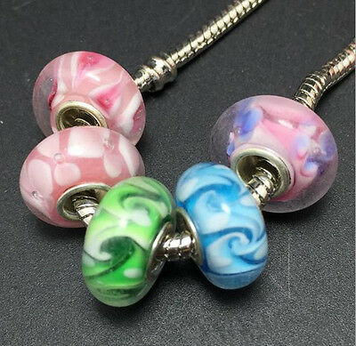 Jewelry Finding Charms Tchèque Crystal Glass Loose Round Spacer Beads À faire soi-même 6//8//10mm