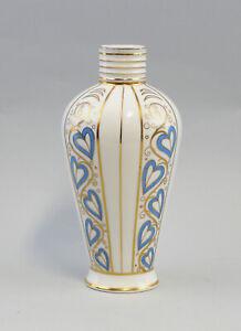 99840558 Porcellana Arte Deco Vaso Teichert/Eichwald Boemia
