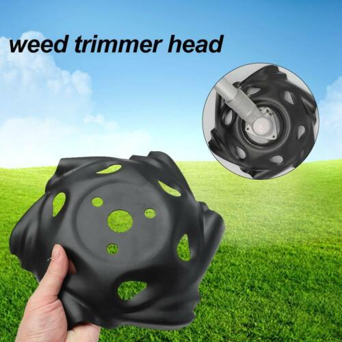 Weed Trimmer Head Lawn Mower Sharpener Weed Trimmer-Head For Power Lawn Mow U4R5