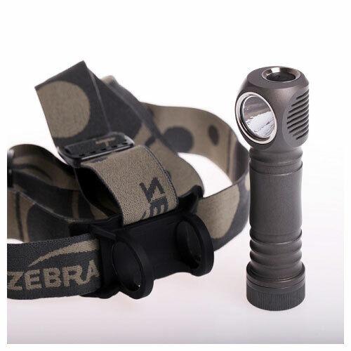 H600d Mk IV 18650 XHP50.2 5000K High CRI Headlamp 1616 lumens