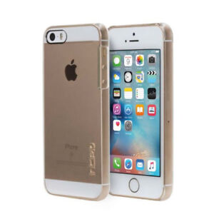 newest collection 25565 79e67 Details about Case Cover for iPhone SE 5& 5s - Brand Incipio Feather Ultra  Thin Clear Case