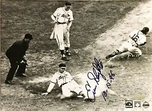 Enos-Slaughter-8-x10-Autographed-Signed-Photo-Cardinals-HOF-REPRINT