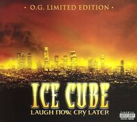 Ice Cube - Laugh Now Cry Later [new Cd] Explicit, With Dvd, Ed on sale