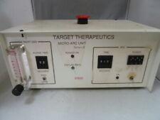 Target Therapeutics Micro Arc Unit Series 2 Tig Welder Head 5 Pin Din 110vac