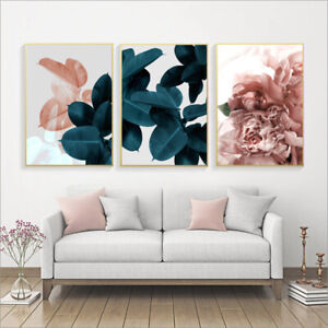 Nordic Fl Wall Art Posters Pictures