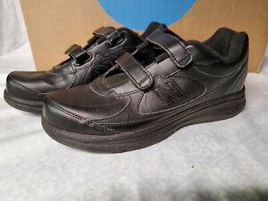 New Balance 577 Black Walking Shoes Men