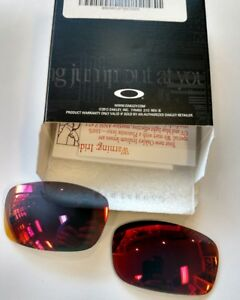 7a262d74544 Image is loading OAKLEY-X-SQUARED-RUBY-IRIDIUM-AUTHENTIC-REPLACEMENT-LENSES-