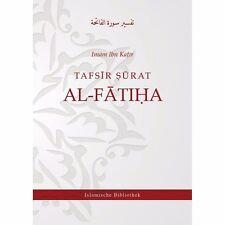 Kopftuch-Tafsir Surat Al-Fatiha (Die Eröffnende) von Imam Ibn Kathir
