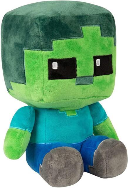 Minecraft Zombie Pigman 10 Inch Plush Toy