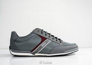 Grey Sneaker Saturn 50414731 New in Box
