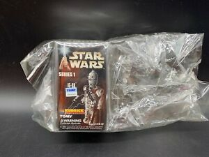 STAR-WARS-TOMY-KUBRICK-IG-88-SERIES-1-FIGURE-NEW-Original-Packaging