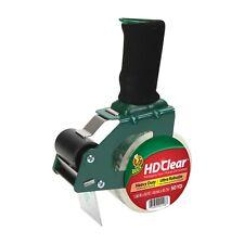 Duck 188 X 50 Yd Hd Clear Acrylic Packing Tape Foam Handle Dispenser
