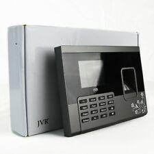 Jvc Biometric Fingerprint Checking In Attendance Machine Employee Recorder