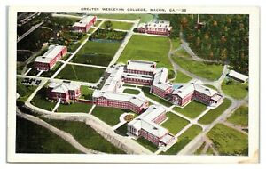 Greater-Wesleyan-College-Macon-GA-Postcard-262