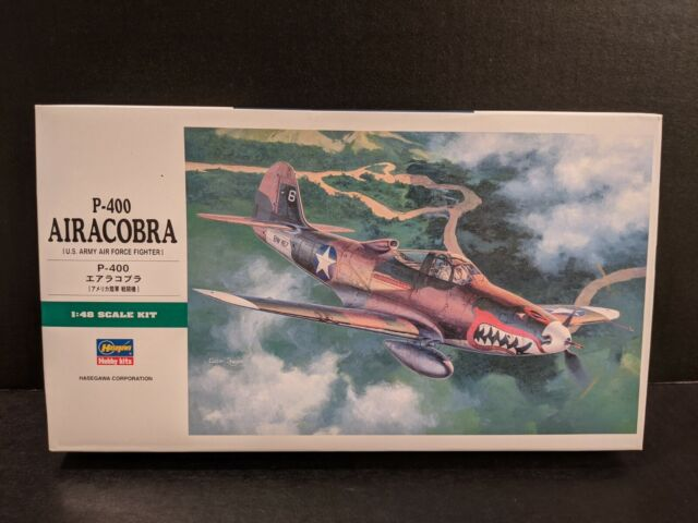 Hasegawa 1//48 P-400 Airacobra JT92