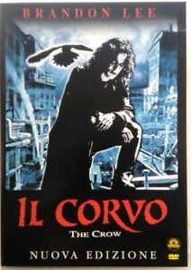 Dvd-Sur-Corbeau-The-Crow-Nuova-edition-par-Alex-Proyas-1994-Usage