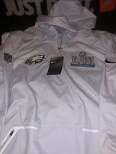 the latest 6346d bc02a Nike Philadelphia Eagles Superbowl LII 52 Media Day Jacket ...