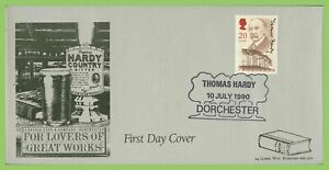 Graham-Brown-1990-Thomas-Hardy-su-HAVERING-Primo-giorno-di-copertura-Dorchester