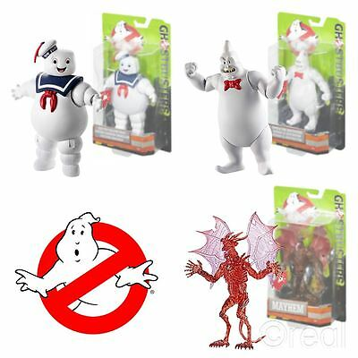 "New Kids Ghostbusters 6/"" Stay Puft Die Cast Figure Metal Statue Jada officiel"