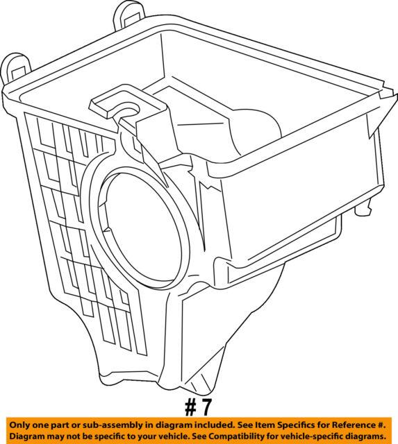 mazda oem 12 13 3 air intake lower case pe07133aya ebay Nissan Skyline mazda oem 12 13 3 air intake lower case pe07133aya