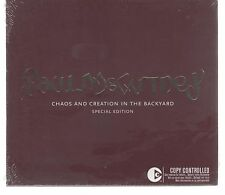 PAUL McCARTNEY Mc CARTNEY CHAOS AND CREATION IN THE..CD DVD BEATLES  SEALED!