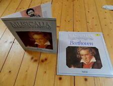 Musicalia 2, Beethoven Bernhard Klee Herbert Von Karajan /Deutsche Grammophon LP