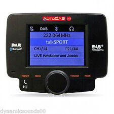 AutoDAB GO-S For Saab In Car DAB Receiver Integrated Digital Radio Bluetooth