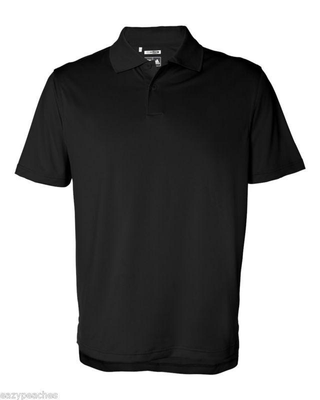 ADIDAS GOLF Férfi méret S-XL 2XL 3XL ClimaLite CoolMax Tech Polo Sport  Shirt A55 f1c601ceab