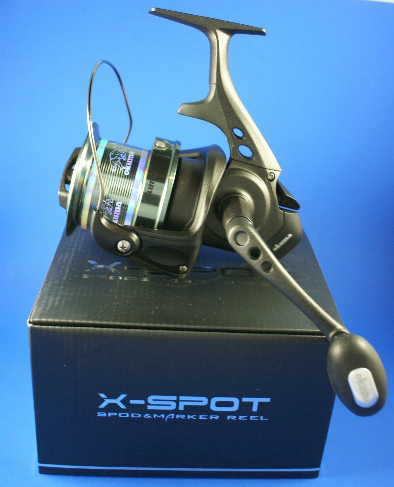 OKUMA XSpot Spod & Marker Mulinello da Pesca