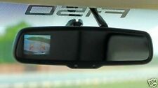 Factory Oem 08 09 10 11 Ford Auto Dim Rear View Mirror Rvd Backup Camera Display Fits Ford