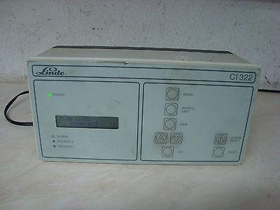 Nachdenklich Linde Ci 322, Steuergerät, Kühlanlagesteuerung, 2 J. Garantie #b212