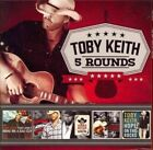 5 Rounds 0602537834327 by Toby Keith CD