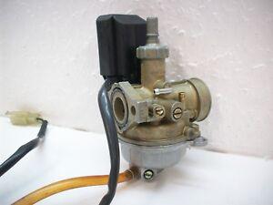 Original-Keihin-Vergaser-Ultraschall-gereinigt-Carburetor-Honda-SK-50-M-Dio