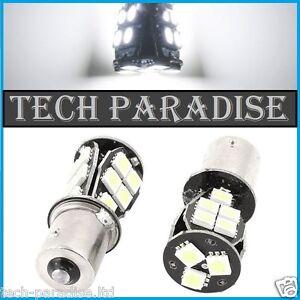 2x-Ampoule-21-LED-CanBus-anti-erreur-error-free-Blanc-White-P21W-BA15S-1156-R5W