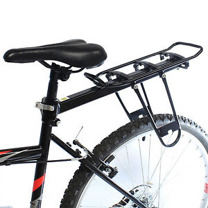 PEDALPRO-LARGE-REAR-SEAT-POST-BICYCLE-RACK-FOR-BIKE-CYCLE-PANNIER-BAG-LUGGAGE-QR