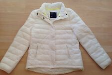 Womens American Eagle Puffer Jacket White Size Large   New