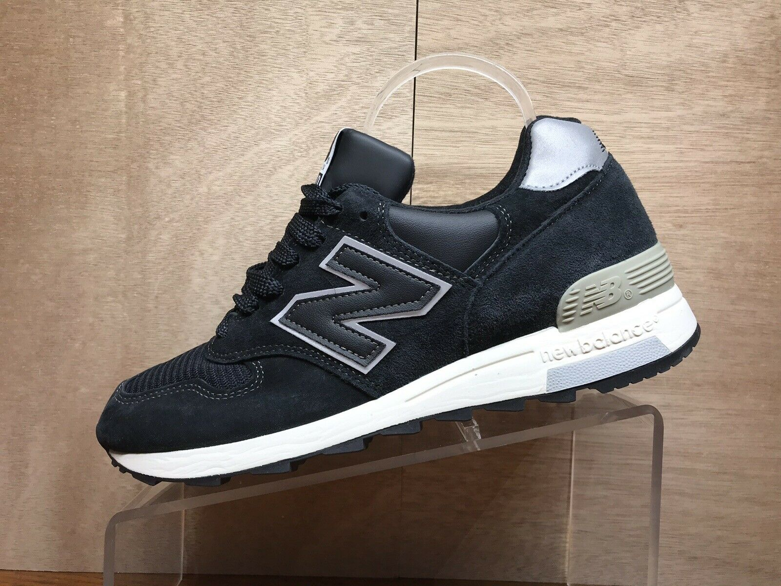 New Balance M1400BKS Black Silver White Made in USA Japan Exclusive Mens 7