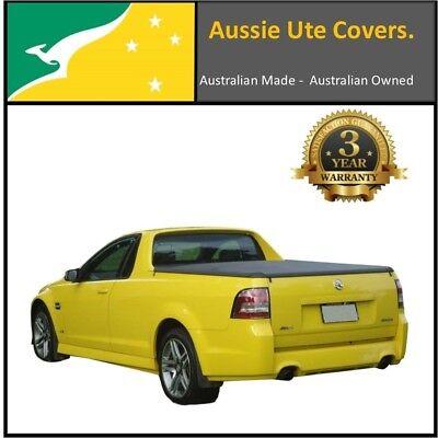 Holden Commodore Ve Vf Ute Tub Clip On Tonneau Cover Ebay